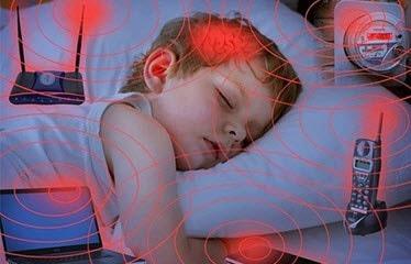 Bức xạ điện từ ảnh hưởng đến phụ nữ mang thai và trẻ em
