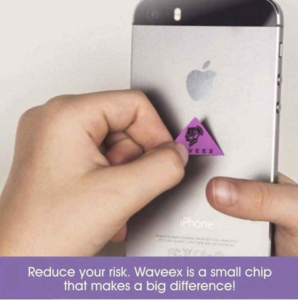 Cách gắn Chip Waveex vào điện thoại