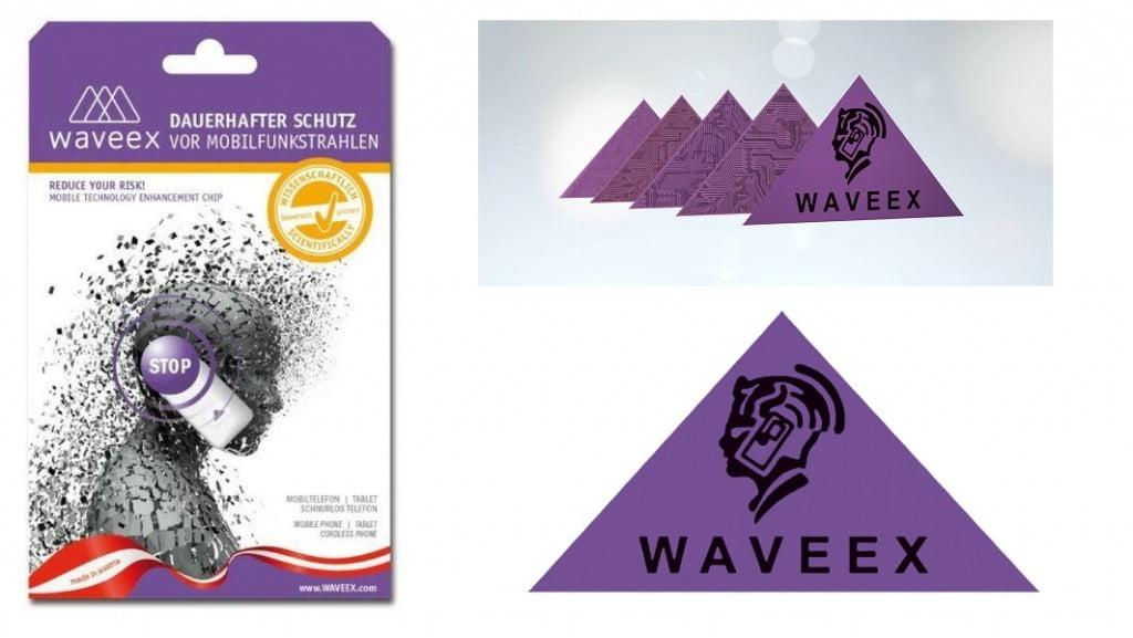 Waveex thiết bị chắn bức xạ điện từ - Chip chắn bức xạ điện từ Waveex số 1 thế giới