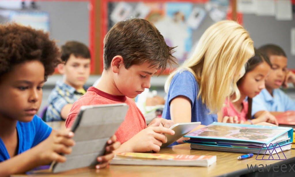 Tác hại của Sóng wifi ảnh hưởng đến thị lực của trẻ em