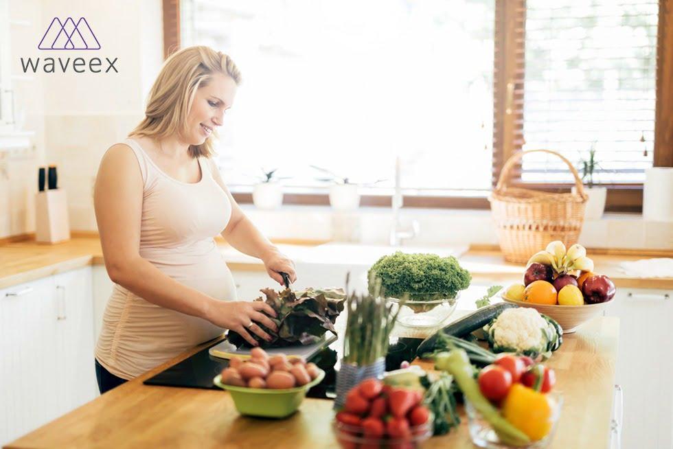 Tác hại của sóng wifi có hại cho thai nhi - bà bầu nên ăn các thực phậm có lợi